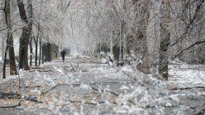 Europa agobiada por frío récord