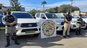Recuperan en Chiriquí vehículos alquilados que fueron revendidos