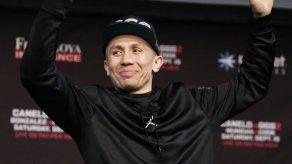 "Golovkin vuelve al ring en busca de nueva pelea con ""Canelo"""