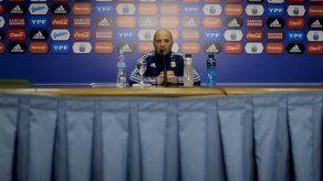 Sampaoli: El único seguro en selección es Messi