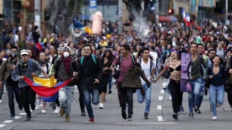 Sindicatos dejan en el aire diálogo con Duque y llaman nuevo paro en Colombia