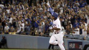 Puig y Taylor llevan a Dodgers al triunfo sobre Cachorros
