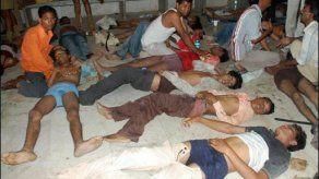 Estampida humana en un templo de India causa 147 muertos
