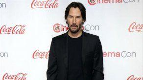 Keanu Reeves hace acopio de ideas para una tercera entrega de John Wick