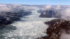 La disminución de las nubes acelera el deshielo en Groenlandia