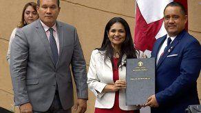 Pleno de la Asamblea ratifica a la nueva directora de Aduanas y al administrador de ASEP
