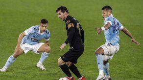 Con destellos de Messi y Fati