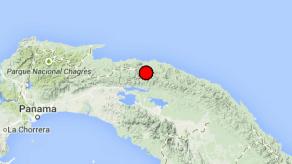 Temblor de magnitud 4.8 sacude la ciudad de Panamá
