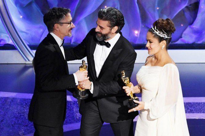 Galardonados en la 92 edición de los Premios Óscar