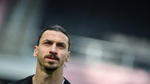 Ibrahimovic se queda sin Eurocopa por lesión en su rodilla