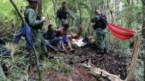 Tres personas detenidas por tala ilegal de madera de cocobolo en el Parque Camino de Cruces