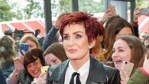 Sharon Osbourne estrenará una nueva cara este otoño