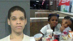 Mujer es condenada en EEUU a 2 cadenas perpetuas por muerte de hijas por culto