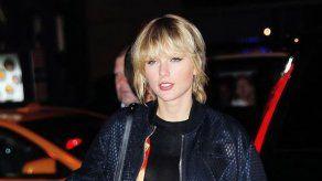 Taylor Swift organiza una presentación privada de su nuevo disco en su casa de Londres