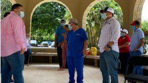 En Santiago de Veraguas, los casos de COVID-19 siguen en aumento.
