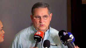 """Ameglio: """"Indudablemente lo que representa mi propuesta no es de interés de los panameños"""""""