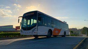 Mi Bus recomendó a los usuarios de metro bus utilizar gel alcoholado antes, durante y después de usar los servicios de Metro Bus.