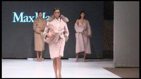 Los elegantes abrigos en alpaca de Max Mara