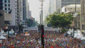 Africanos vuelven a imponerse en tradicional carrera de San Silvestre de Sao Paulo
