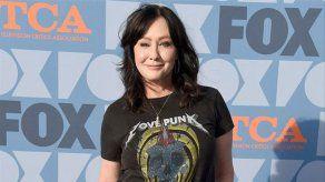 Shannen Doherty quiere grabar vídeos de despedida para sus seres queridos