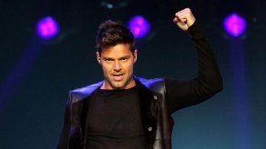 A Ricky Martin y Delta Goodrem les unió su química musical