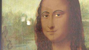 Con una Mona Lisa morena