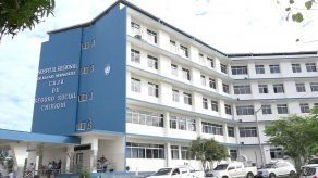 Caballero: Capacidad del Hospital Regional de David podría agotarse ante aumento de casos de COVID-19
