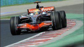 Hamilton consigue la pole del Gran Premio de Hungría