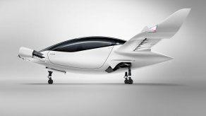Una start-up alemana presenta un prototipo de taxi volador