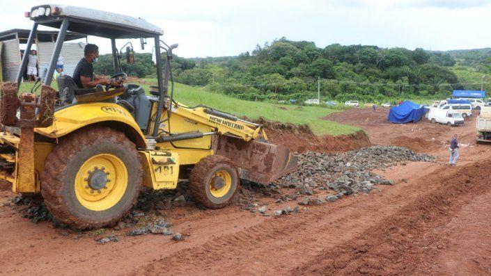 El director de la entidad en Panamá Oeste indicó que el Miviot estará presente hasta el final de las reubicaciones, las cuales se estiman tardarán varios días