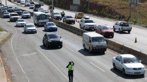 Más de 9 mil conductores fueron sancionados durante fiestas patrias