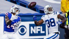 NFL: Bills vencen a Colts en primer partido de comodines