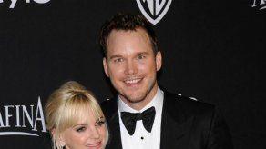 Anna Faris alaba a su ex Chris Pratt por su carácter dulce y considerado
