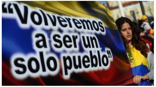 Iglesia venezolana dispuesta a mediar para diálogo Gobierno y oposición