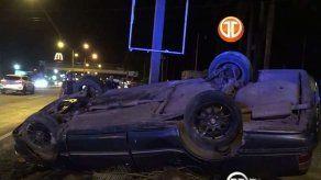 Accidentes de tránsito cobran la vida de siete personas este fin de semana