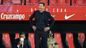 Atlético de Madrid cae 1-0 en Sevilla