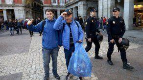 Madrid estima llegada de 500 hinchas violentos en River-Boca
