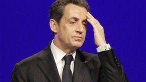 Registran domicilio y despachos del expresidente galo Sarkozy