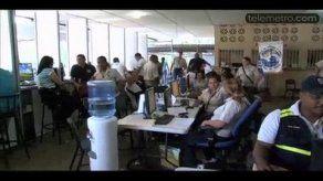 Extranjeros regularizan su estatus migratorio en Herrera