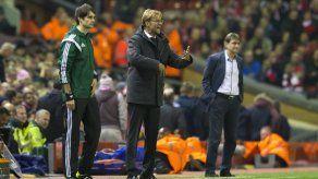 Rubin Kazán amarga el debut europeo de Klopp en Anfield