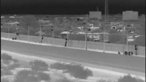 Centroamericanos llegan en gran número a frontera de Arizona