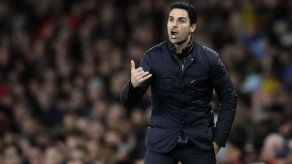 Técnico de Arsenal Mikel Arteta se recupera de coronavirus