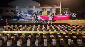 Incautan 843 paquetes de droga y aprehenden a tres personas en Punta Mala