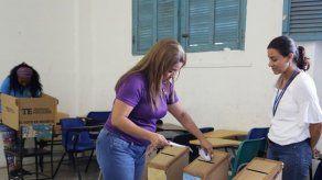 Participación en primarias del Partido Panameñista asciende al 37.83%