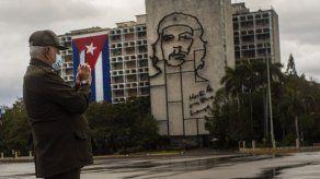 Plaza de la Revolución en Cuba vacía: marcha fue suspendida