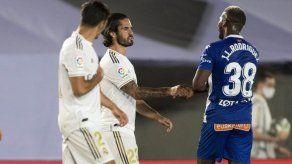 El Panameño José Luis Rodríguez debuta con el Alavés ante el Real Madrid