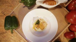 Sopa de marisco - Ana