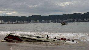 Lluvias intensas en oeste y sur de México por tormenta tropical Cristina