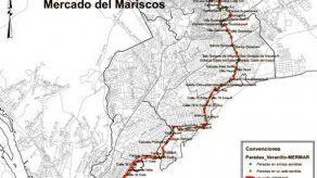 Anuncian cambios en varias rutas de Metro Bus a partir del lunes
