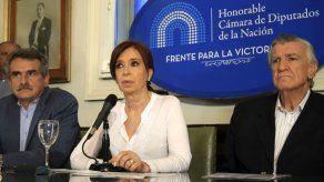 Kirchner: pedido de detención es un exceso que viola el estado de derecho